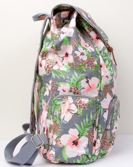 PINK Limited Edition Discontinued Canvas Backpack