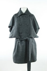 Robert Rodriguez Charcoal Coat