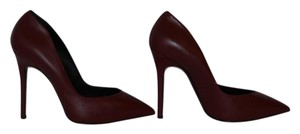 Giuseppe Zanotti Brand New In Box BURGUNDY Pumps