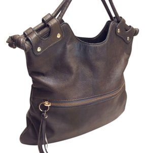 Pietro Alessandro Tote in Dark Brown