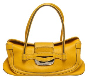 Tod's Satchel in Yellow