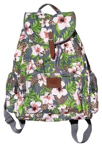 PINK Limited Edition Discontinued Canvas Pack Backpack