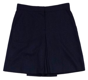 Stella McCartney Navy Wool Skirt