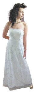 Niki Lavis Strapless Gown Prom Wedding Gown Dress