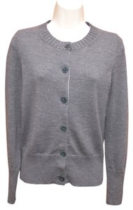 Banana Republic #italian #wool #cardigan #merino #lightweight #longsleeve #sweater #gray #bananarepublic Cardigan
