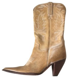 Charlie 1 Horse by Lucchese Tan Boots