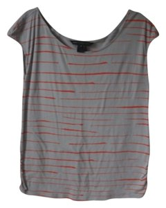Marc Jacobs T Shirt Grey and Red