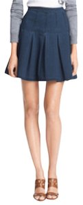 Diane von Furstenberg Skirt Denim