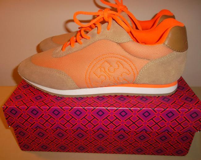 Item - Orange/Tan Davies New Sneakers Size US 11 Regular (M, B)
