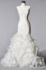 Kari Chang Eternal Kari Chang Eternal Mermaid Wedding Dress