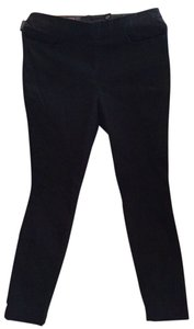 J.Crew Dannie Size 8 Skinny Pants Black