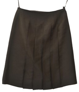 Willi Smith Classic Skirt Black