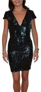 Dress the Population Sequin Zoe Bodycon Dress