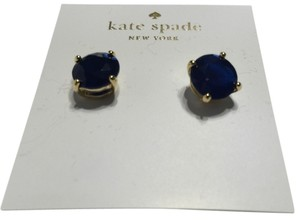 Kate Spade Kate Spade New York Stud Earrings French Navy
