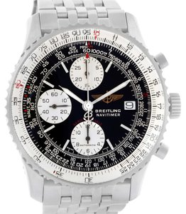 Breitling Breitling Navitimer Fighter Automatic Chronograph Steel Watch A13330
