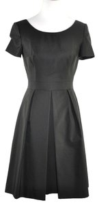 Prada Wool Silk Classic Dress