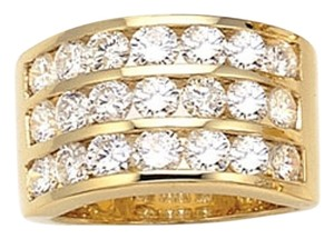 Chanel Tree Row Diamond Ring