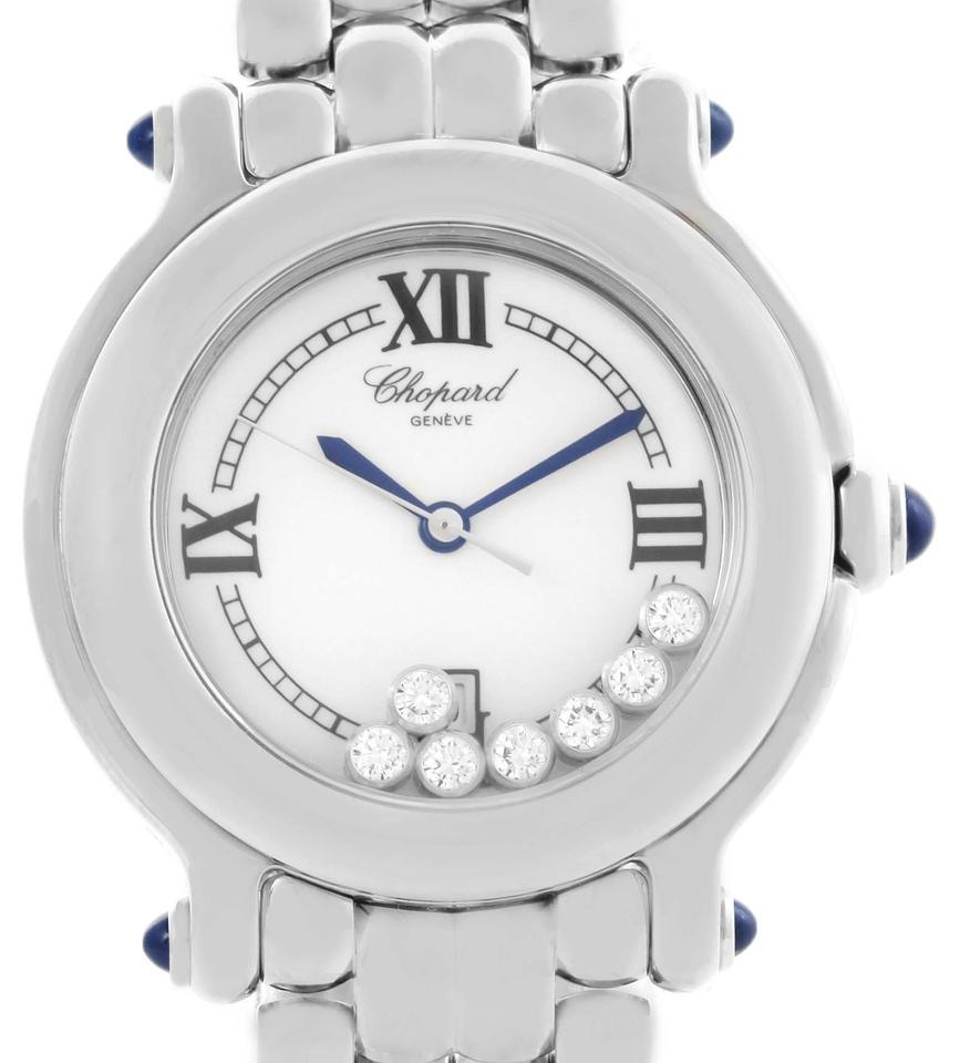 Chopard Happy Sport Floating Diamond Watch
