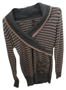 JJ Basics Stripe Fall Sweater