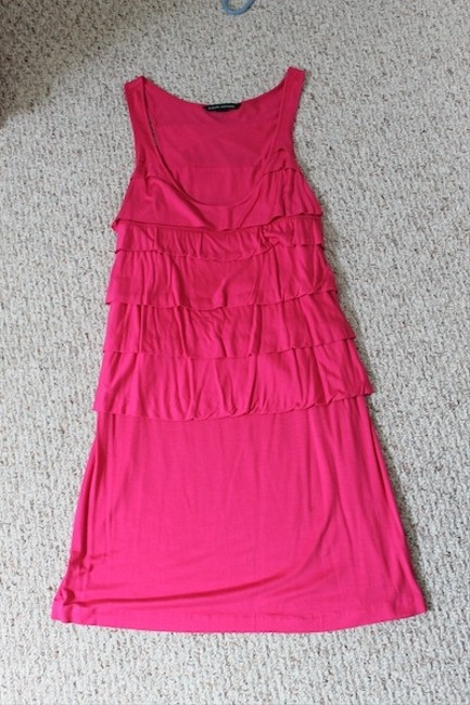 Banana Republic Bachelorette Party Party Birthday Ruffle Dress