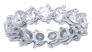 Tree Prong Eternity Band