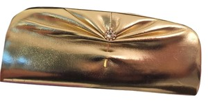 ALDO Metallic Purse Gold Clutch