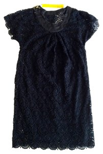 Catherine Malandrino Lace Embroidered Dress
