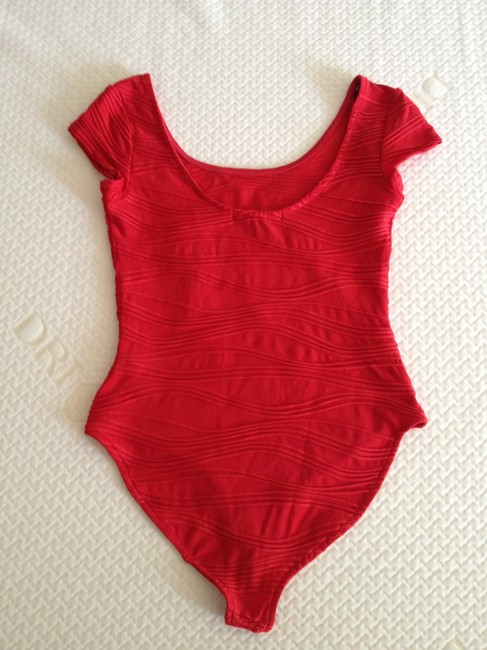 Forever 21 T Shirt Red