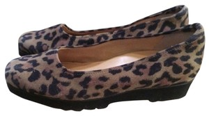Peter Kaiser Animal Print Platforms
