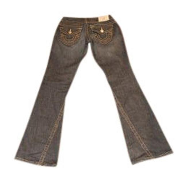 Preload https://img-static.tradesy.com/item/12744/true-religion-dark-blue-rinse-boot-cut-jeans-size-26-2-xs-0-0-650-650.jpg