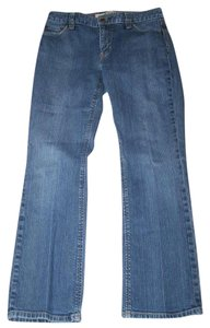 Gap 4 Average Boot Cut Jeans-Dark Rinse