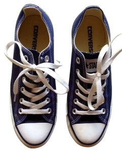 8af82a363992 Women s Blue Converse Shoes - Up to 90% off at Tradesy