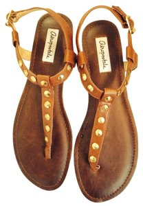 Aéropostale Brown Sandals