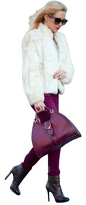 Saga Furs Fur Fox Fur Fur Fur Coat
