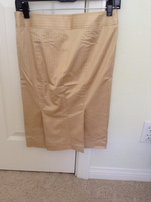 Citrus notes Skirt gold