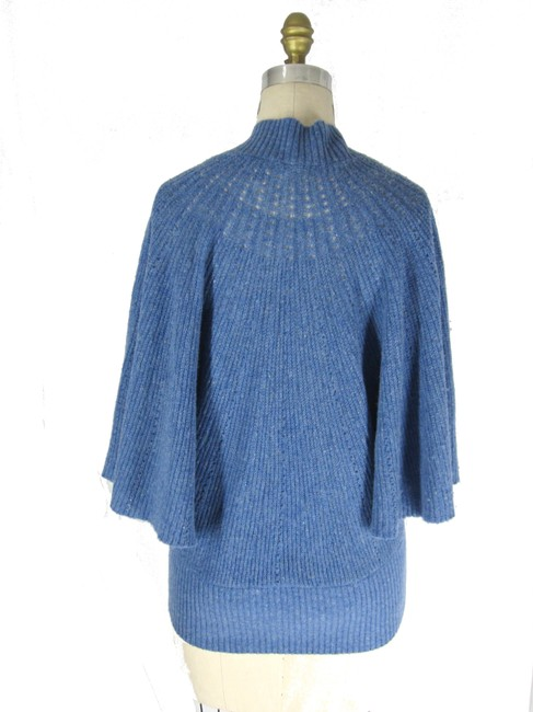 Anthropologie Cape Capelet Sweater