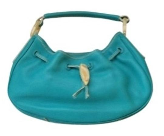 Preload https://item4.tradesy.com/images/tod-s-mini-turquoise-leather-hobo-bag-127503-0-0.jpg?width=440&height=440