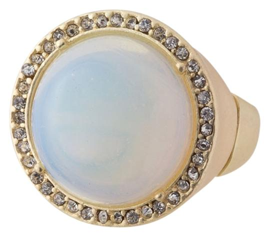Other Faux White Stone Ring Sz 6.5+