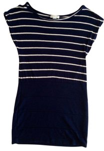 Cotton On short dress Navy on Tradesy