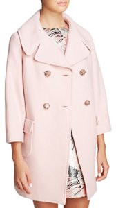 Kate Spade Rose Quartz Pea Coat
