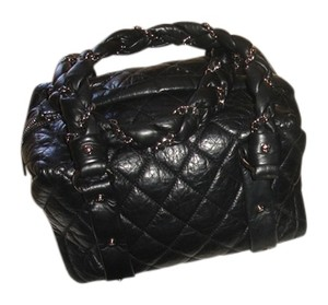 Chanel Lady Braid Excellent Like New Hobo Bag
