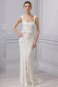 Monique Lhuillier Luxe Wedding Dress
