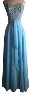 Lisa Nieves Prom Chiffon Ball Gown Dress
