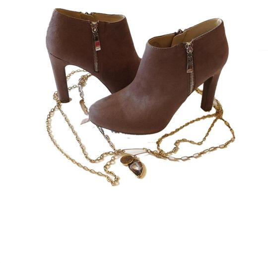 Marc Fisher Almond Boots