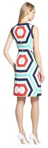 Kate Spade short dress Red, White, Blue Mod on Tradesy