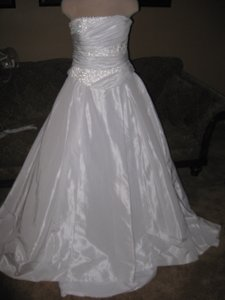 Justin Alexander 8238 Wedding Dress