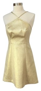Shoshanna Sparkle Dress