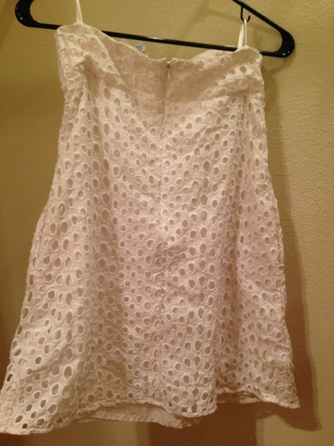 bebe Cotton Knit Dress