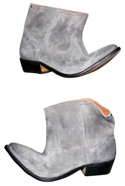 Item - Gray Le Rebel Boots/Booties Size US 8 Regular (M, B)