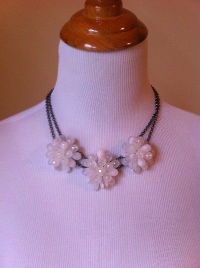 Fashion Necklace Floral Statement Necklace